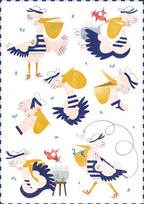 Vicky Lommatzsch © Pelican Character She