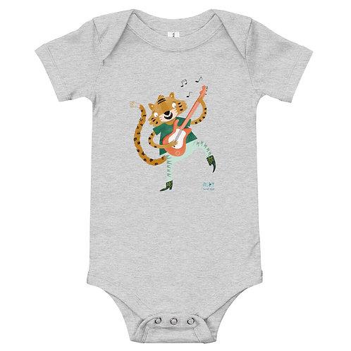 BABY SUIT ROCK TIGER