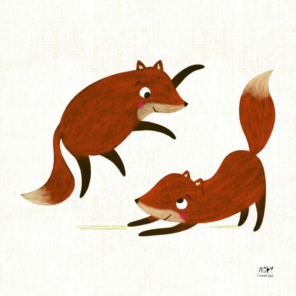 Vicky Lommatzsch © Playing foxes
