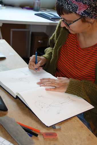 Vicky Lommatzsch Illustrator
