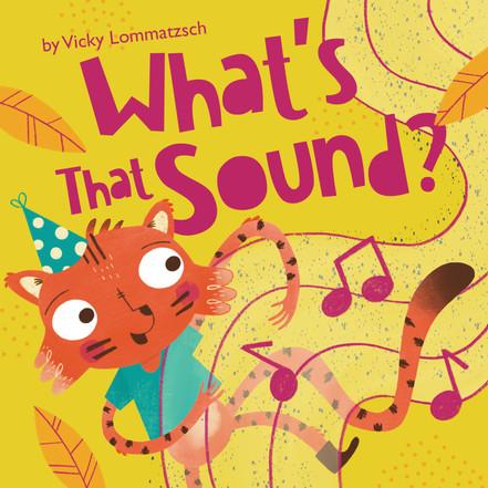Vicky Lommatzsch © What's That Sound Cov