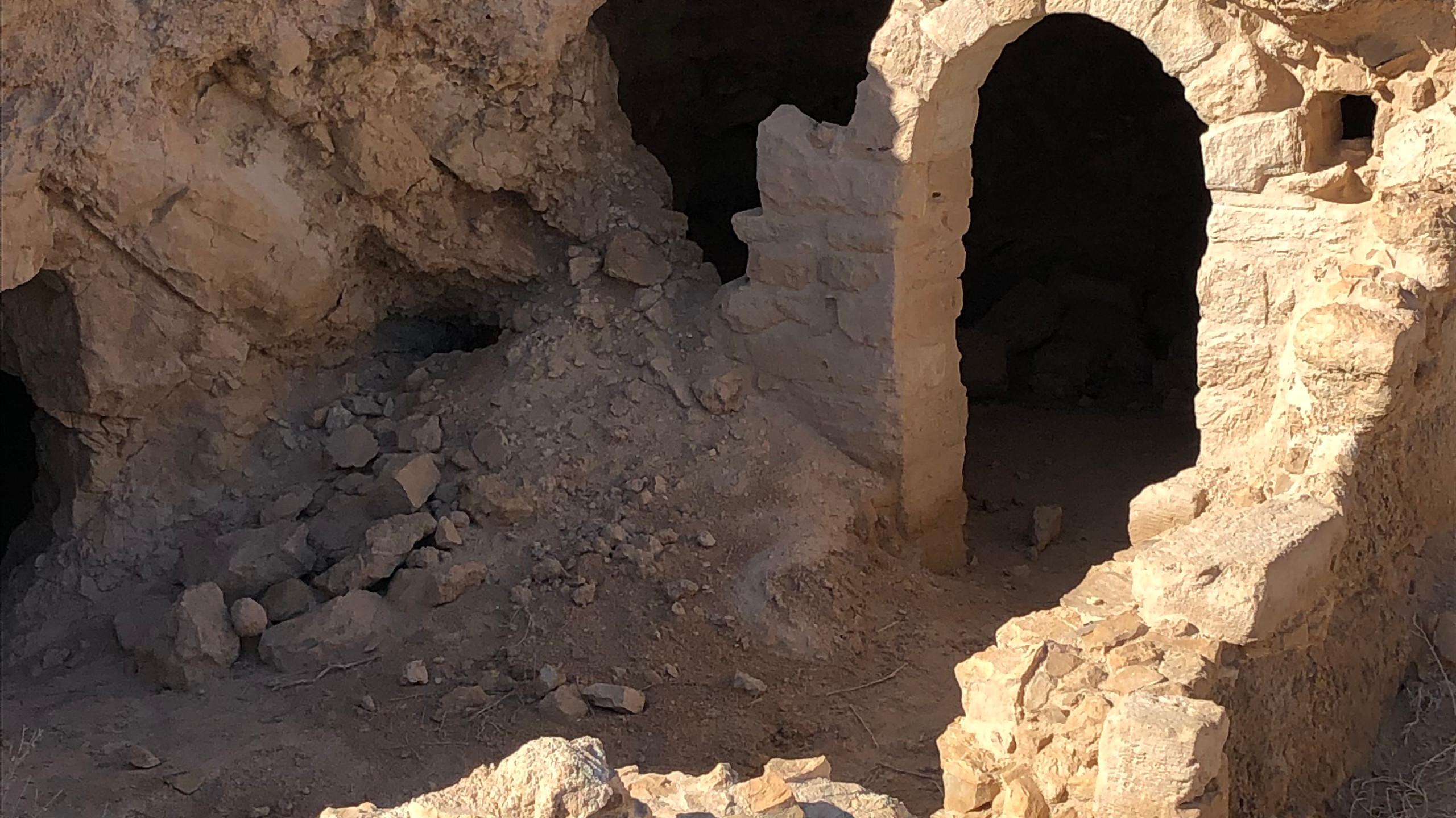Byzantine Ruins