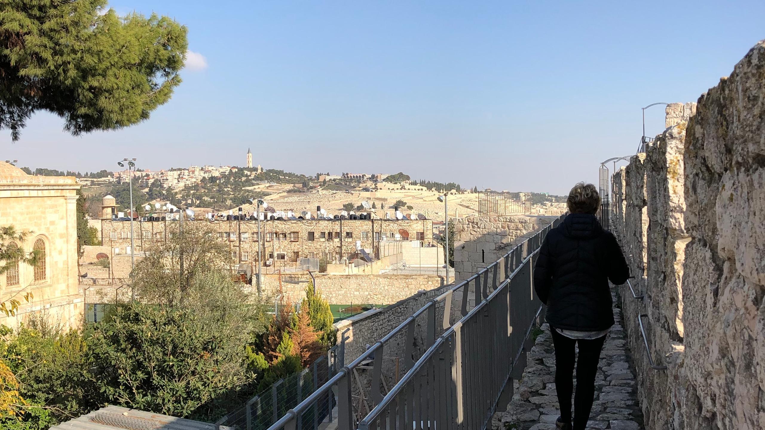 More City Walls