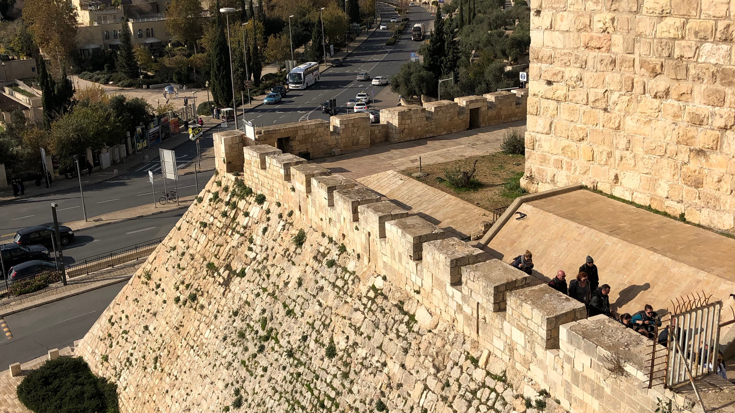 Old City Ramparts