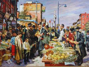 Еврейские праздники: Суккот