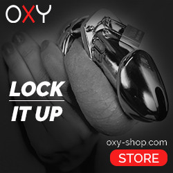 Great Lock Up! Check out OxyShop!