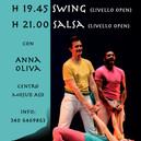 SWING e SALSA con ANNA OLIVA