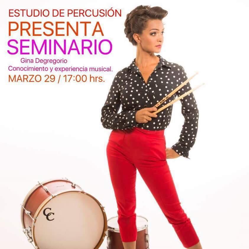 Seminar poster, Quito Ecuador