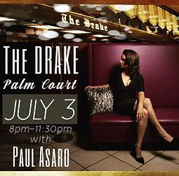 Drake Hotel Palm Court