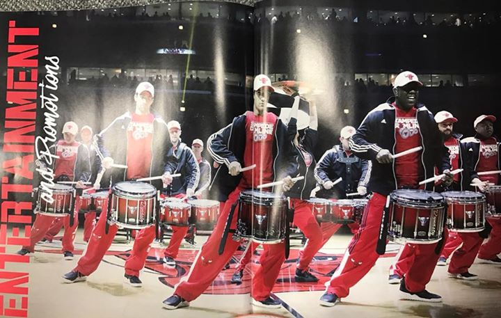 Chicago Bulls Drumline