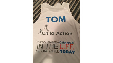 Dig Deep and wish Tom Cross luck for the London Marathon