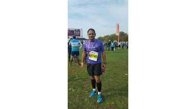 Animesh is running for Toybank