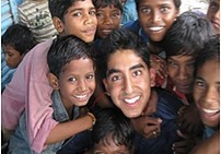 Dev Patel becomes an Enterprise4Change Ambassador