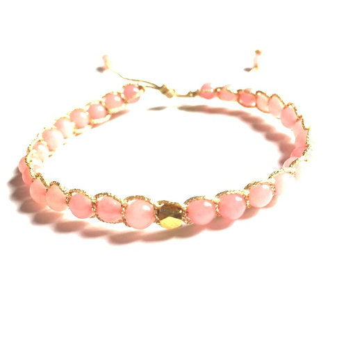 Pink Jade - Golden Sun
