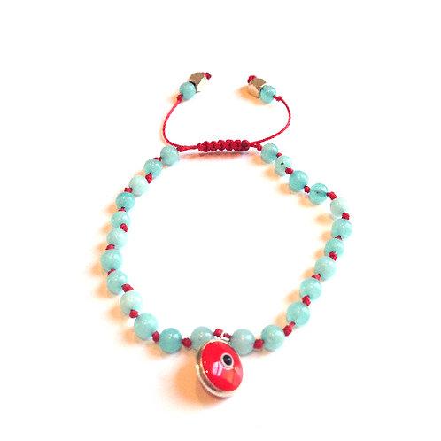 Turquoise Jade - Happy go Lucky