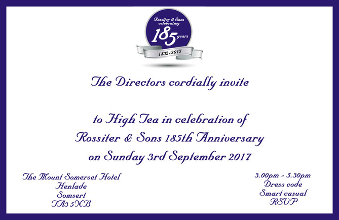 Staff celebrate 185 years