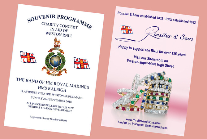 Rossiters happy to support the RNLI