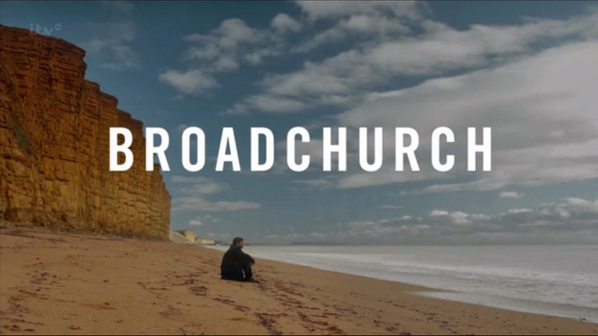 Rossiter & Sons shop spotted on Broadchurch