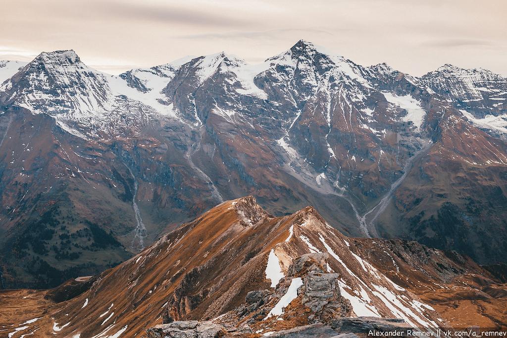 Гора Эдельвейс