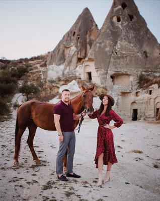 Фотосессия в Каппадокии