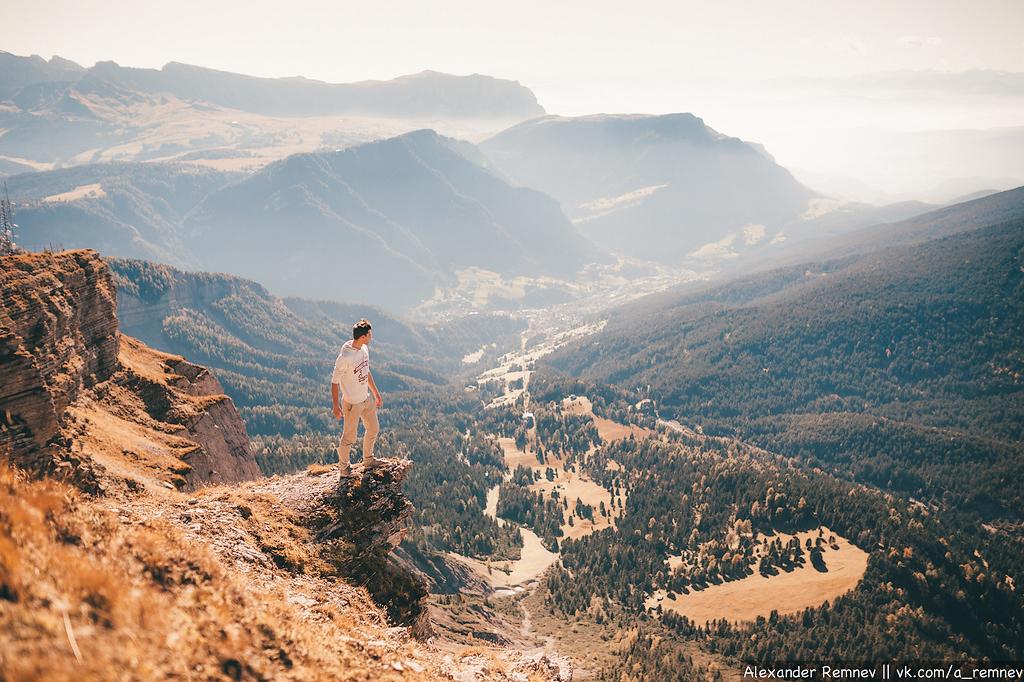 Гора Seceda