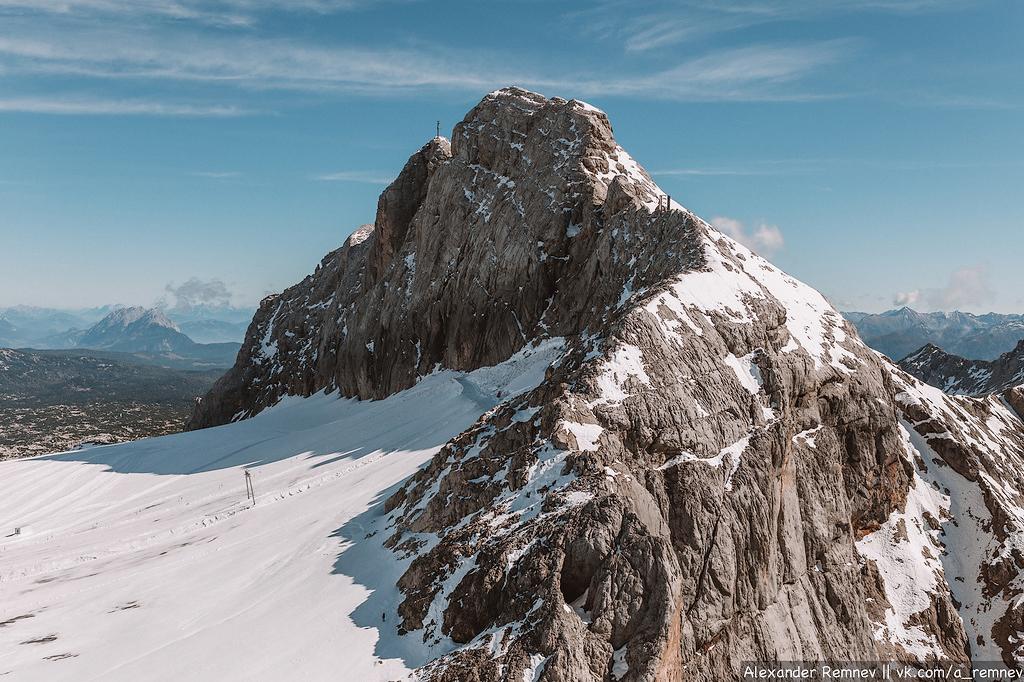 Гора Hunerkogel