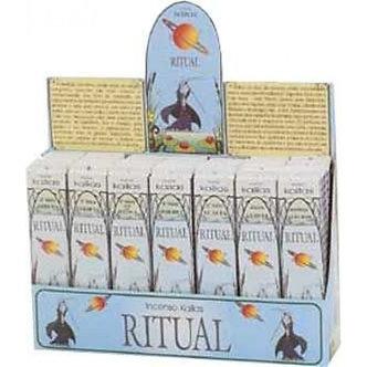 Incenso Ritual para os 7 dias da Semana