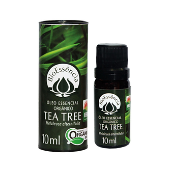 Óleo Essencial Tea Tree Orgânico Bioessência