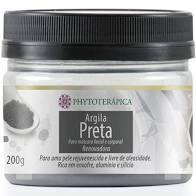 Argila Preta - Phytoterápica