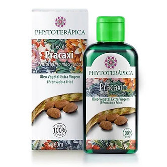 Óleo Vegetal Pracaxi - 60 ml