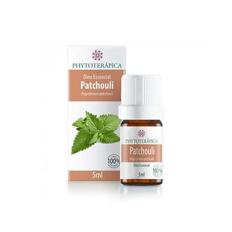 Óleo Essencial Patchouli - Phytoterápica