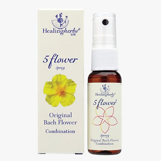 5 Flower (rescue remedy)  - Spray 20 ml