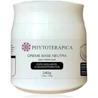 Creme base neutra Phytoterápica