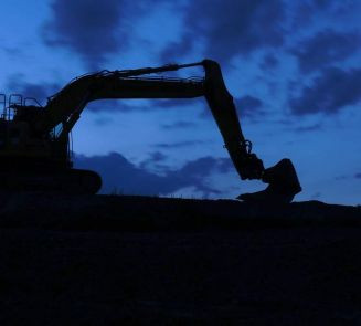 Excavators and bulldozers: world market for 1 million machines in 2020