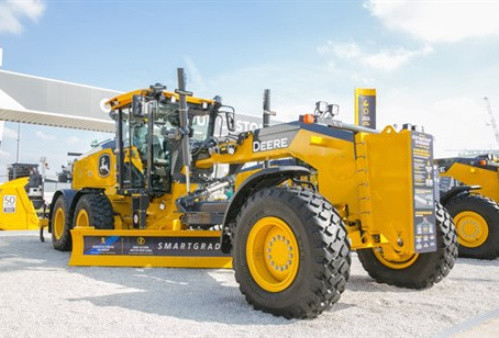 New earthmoving machines