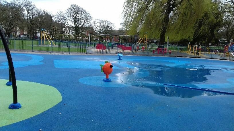 splash park clean 2