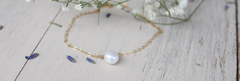 Pearl Bracelet or Anklet