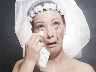 10 Pesadelos mais comuns antes do Casamento