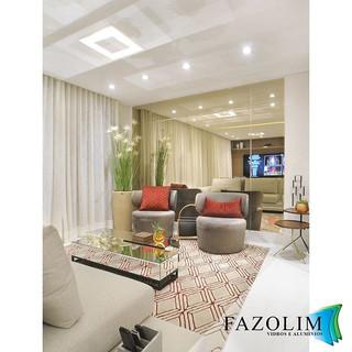 Projeto de sala de estar com paginação e