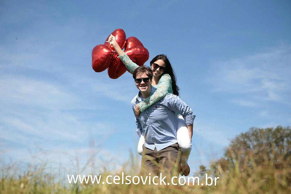 balão para ensaio fotográfico