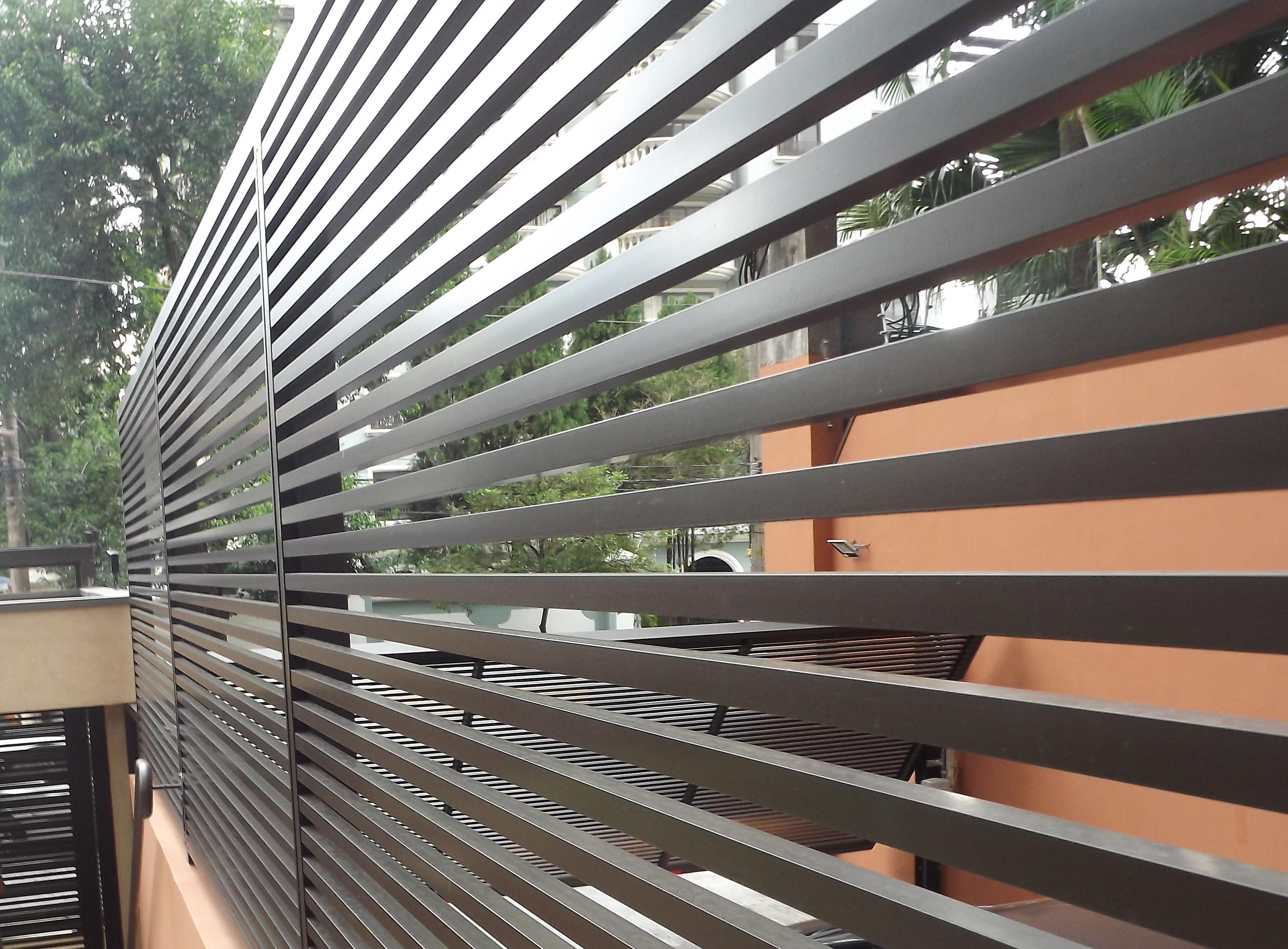 Portão Arte Alumínio