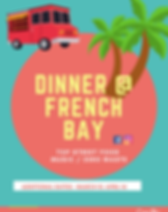 DINNER ATFRENCH BAY STREET FOOD AUCKLAND