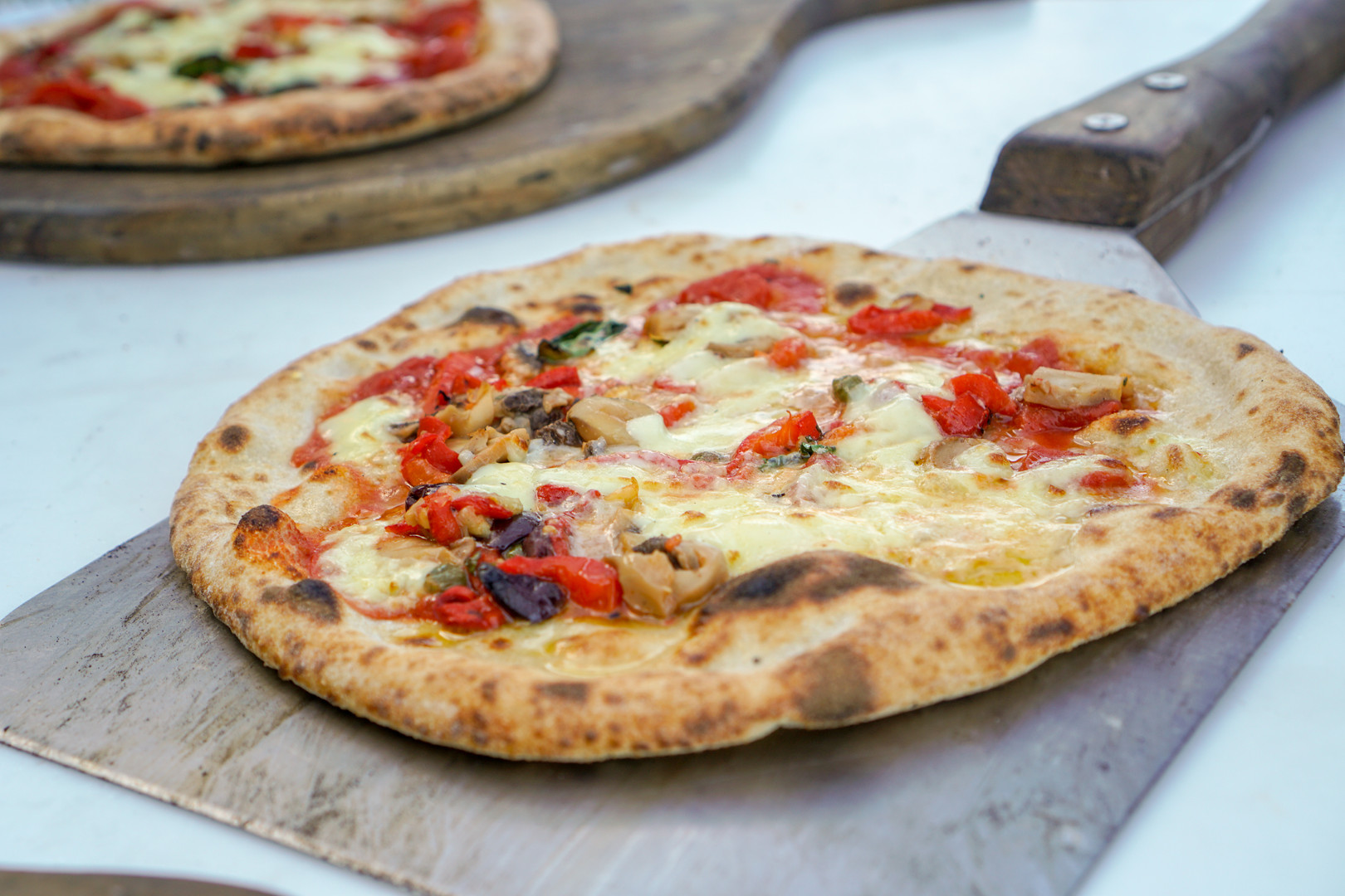 Auckland Food Truck Pizza