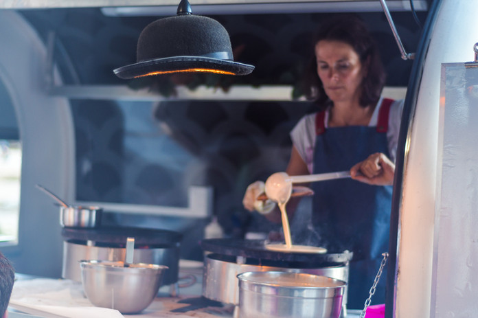 Auckland Food Truck - Crepes