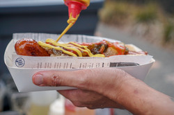 Auckland Food Truck Hot Dog