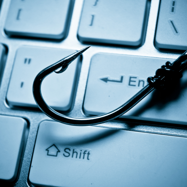 Phishing risks for businesses are growing.