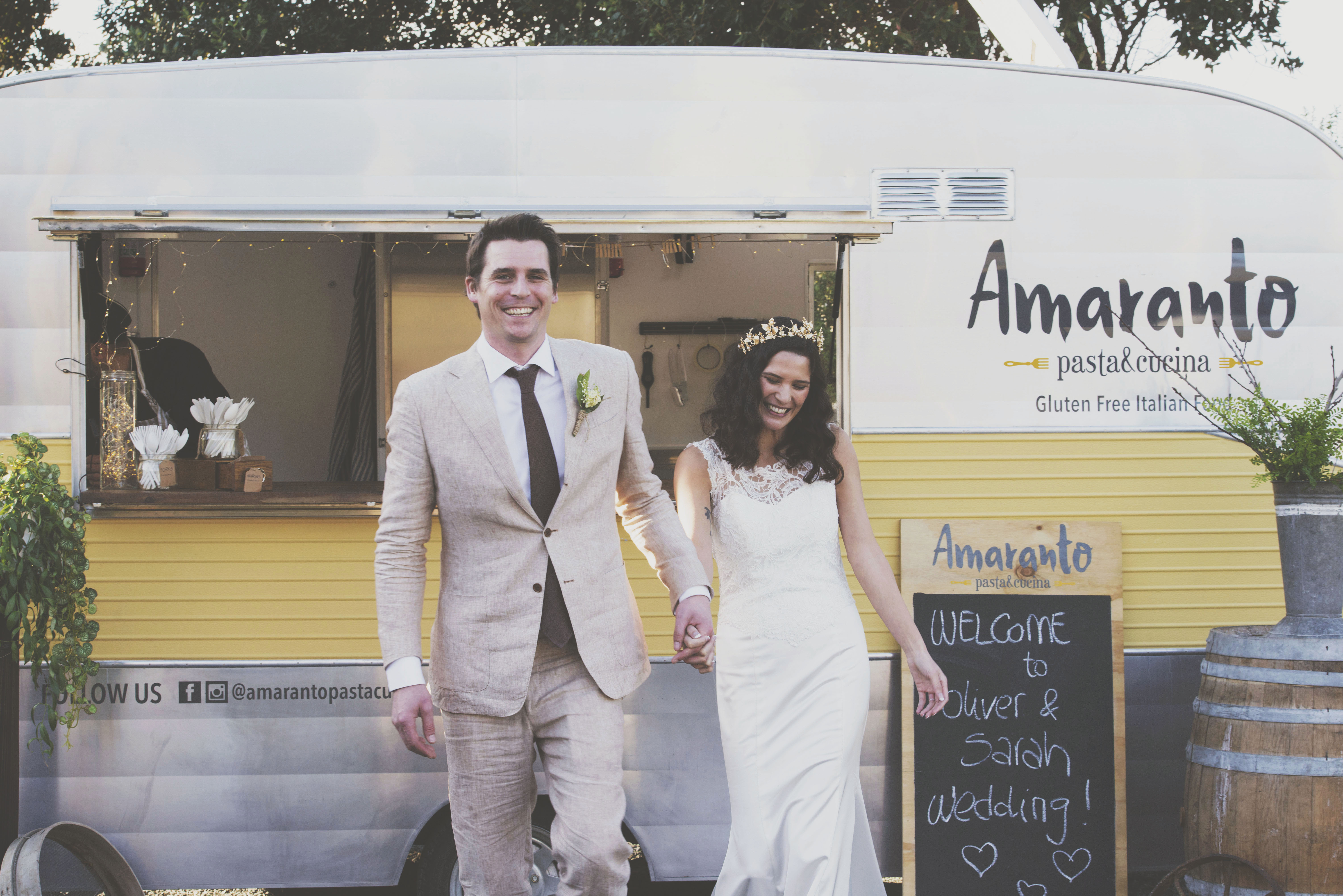 Italian Food Truck Auckland Amaranto