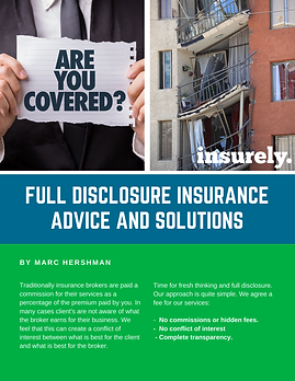 Insurely NZ Full Disclosure Insurance Brokers