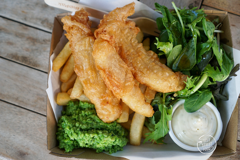 Fish And Chips- Auckland Food Truck