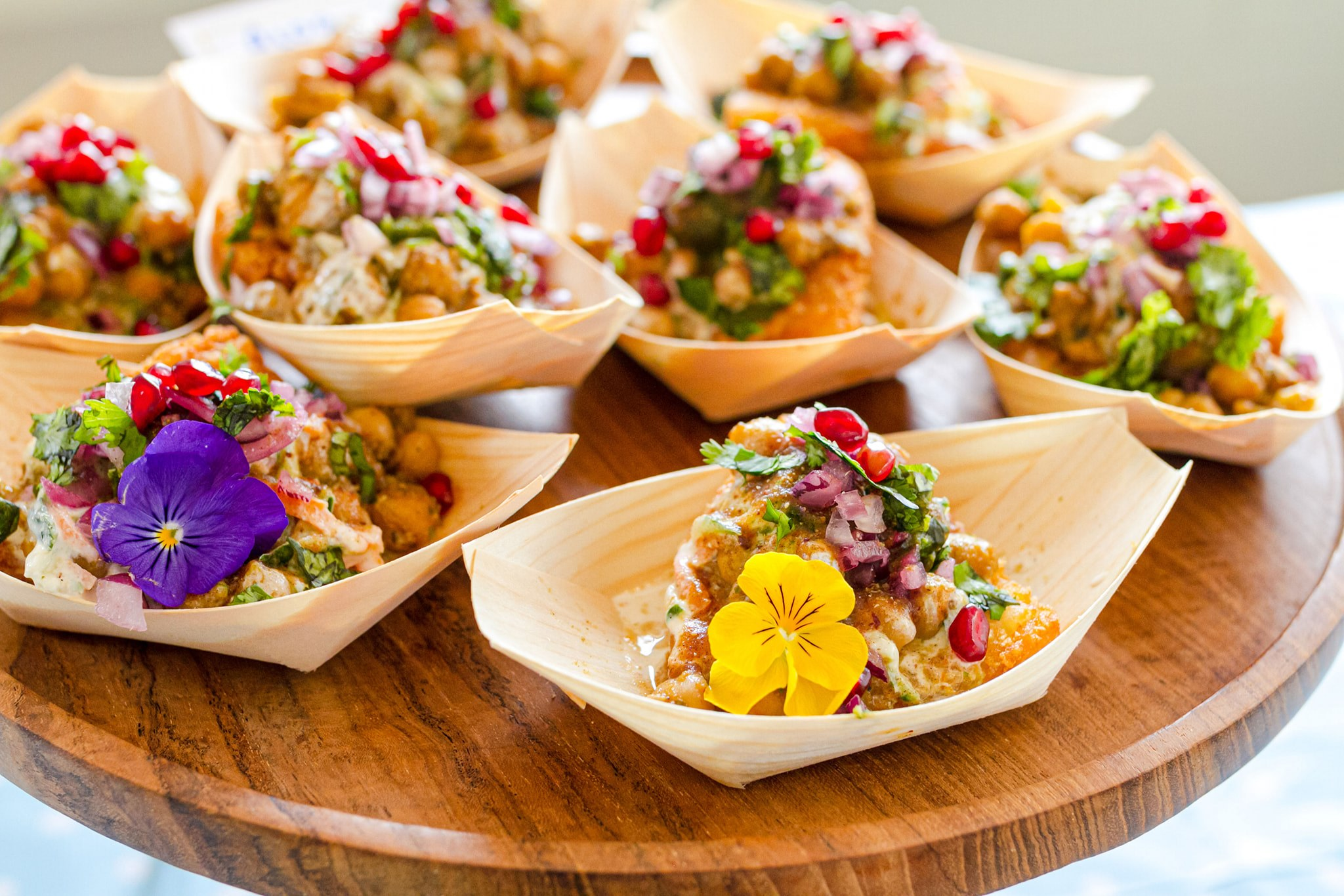Indian Street Food Caterer Auckland